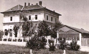 Bijeljina - hotel Drina, krajem 19_ vijeka