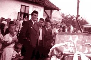 75 Svadba, Muratbeg PAsic, ASimbeg Fidahic, Dzemalbeg ISabeg